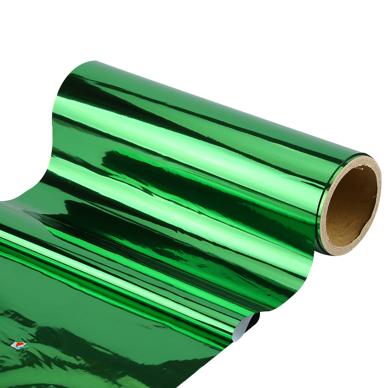 Digital Hot Sleeking Film - Green